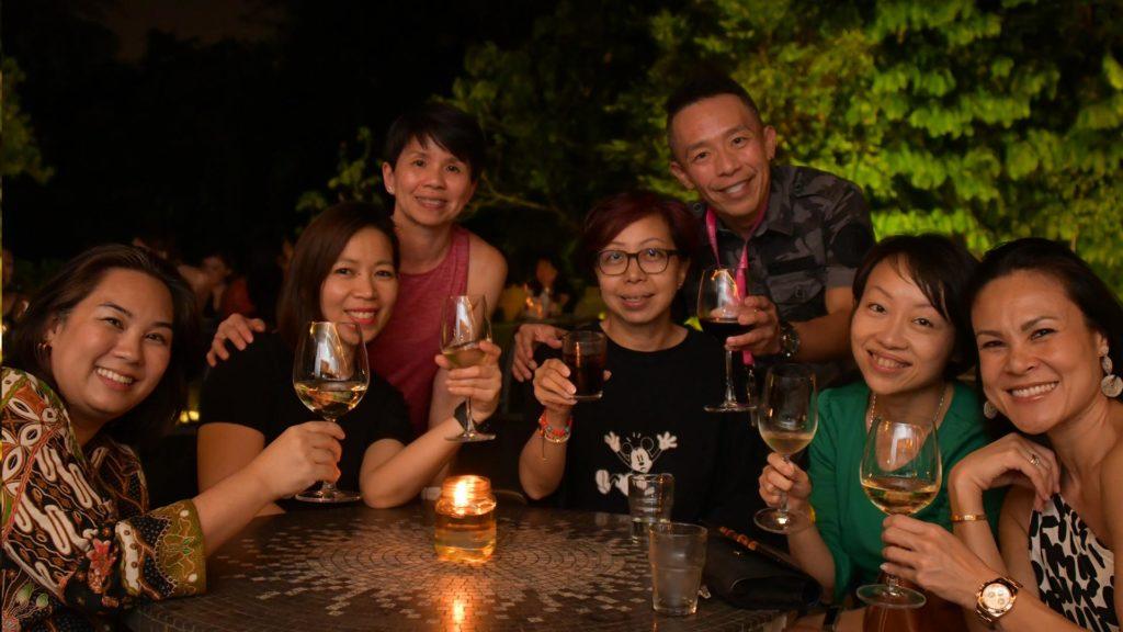 Zarine Wong, Jeannelyn Luistro De Juan, Mikki Goh, Evelyn Gow, Collin Low, Gow Hui Yian, Tan Su Lyn