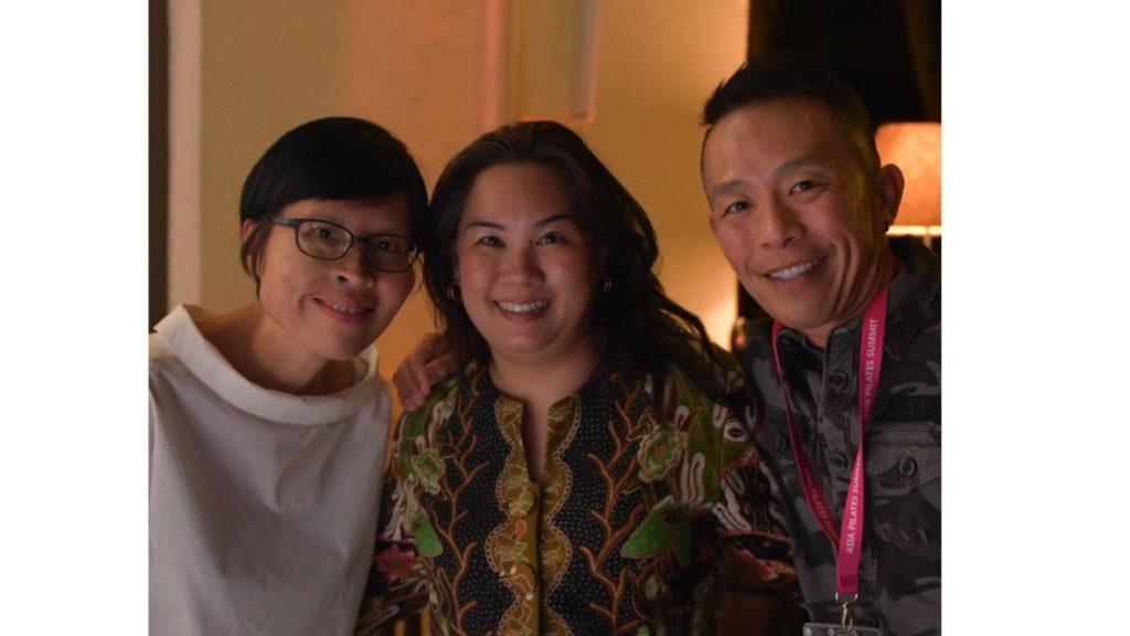 Diana Pek, Zarine Wong, Collin Low